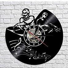 WYDSFWL Horloge Murale Table tournante mélangeur