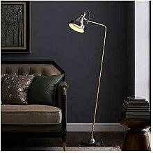 WYFX Lampadaire Vintage Lampadaire Lampe Piano