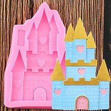 WYNYX 3D château de Conte de fées Artisanat