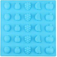 WYNYX Moule à Bonbons Miniature Moule à Bonbons