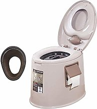 WYZXR Toilette de Camping, Commode Portable