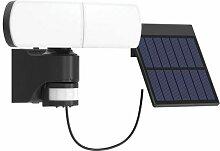 XANLITE - Projecteur Solaire IP44 Blanc neutre