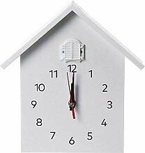 xcxc Coucou Quartz Horloge Murale Moderne Oiseau
