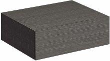 Xeno 2 Cabinet 807062 580x200x462mm, texture bois