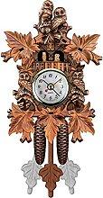 XeonZone Coucou Horloge, Pendule à Coucou de en