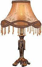 XFSE Lampe de chevet Lampe De Chevet Continental