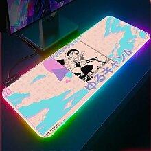 XGZ – tapis de souris avec calendrier, Anime