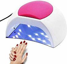 XHDMJ Lampe De Photothérapie pour Ongles 48W