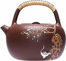 Xiang Ye Bouilloire à thé bouillante avec seau