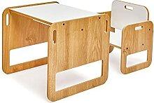 XIAOJU Enfants Table and Chaises Set, Activité