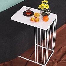 XIAOLULU Table D'appoint à CaféMini Table