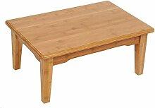 XIAOLULU Table D'appoint à CaféPetite Table