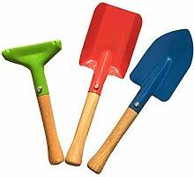 XiaoOu Ensemble d'outils à Main de Jardin