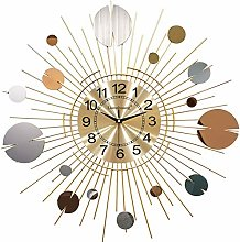 XIAORANA Horloge Murale Design Moderne, 3D Horloge
