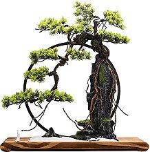 XIAOSAKU Plantes artificielles Plante en Pot de