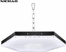 XICHAO 300W Projecteur LED Extérieur IP65 Blanc