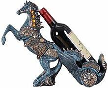 XINGDONG Étagère à vin décorative pour la