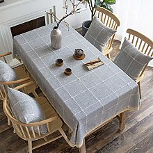 XINGXIAOYU Tissu de Table Tissu Nappe Art Moderne