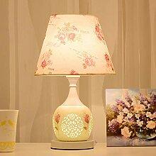 XinLuMing Lampe de Chevet de la Chambre à Coucher