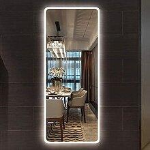 XINYUDAGE Miroir Grand LED Pleine Longueur Miroir