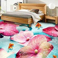 XiuTaiLtd Papier Peint Photo Personnalisé Fleur