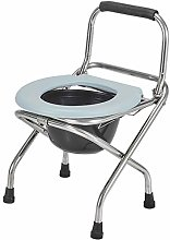 XLTFZY Chaise de Douche Touche Banc Toilettegnoire