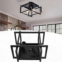 XQAQX Plafonnier, Lampe de Couloir, Lampe Vintage,