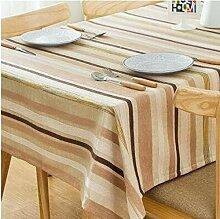 Xqi wangpu Tissu De Table Rectangulaireantitache