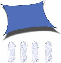 XQKXHZ Voiles D'ombrage, Carré Anti-UV Canopy