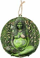 xueren Gaia Statue Pendentif Terre Mère Art