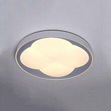 Xungzl Creative ultra-mince LED Plafonniers de