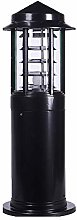 Xungzl Cylindrique Noir Cylindrique AC Lampe