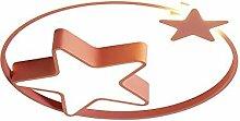Xungzl Finition Rose en Forme d'étoile, LED