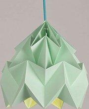 Xungzl Lustre Macaron Moderne et Simple Coloré