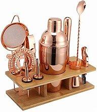 XWOZYDR Shaker Cocktail Setting Set 11pcs Kit de