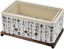 XX Yakitori Barbecue japonais 4 en 1 en céramique