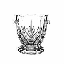 XXDTG Cristal Seau à Glace - Verre de Champagne