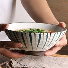 xxw Bol à Soupe Simple Bol de légumes de Style