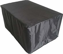 XXYANZI Bache Table de Jardin 350x260x90cm,