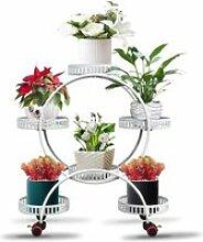 XYJNN Etagere Plantes-Cache Pot sur Pied Support