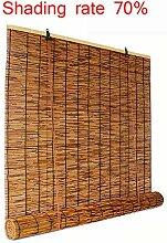 XYNH Store À Rouleau en Bambou - Store Extérieur