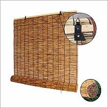 XYNH Store en Bambou,Rideau De Roseau-Ombre