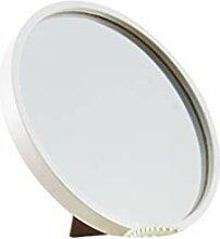 XZGang Petit Miroir décoratif, Fold Bureau Miroir