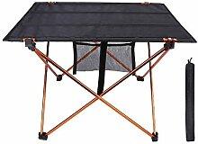 Yaduokj Table Pliable Camping en Plein air Table