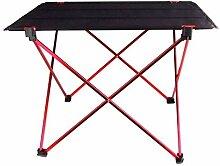 Yaduokj Table Pliable Portable Table Pliante