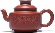 YAeele Europe du Nord Wang Big Red théière Pot