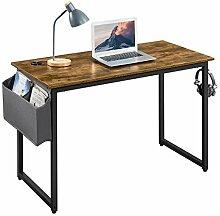 Yaheetech Bureau d'ordinateur Table