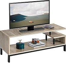 Yaheetech Meuble TV Bas Table TV Support de