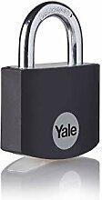 Yale YE3B/32/116/1/BK - Cadenas aluminium 32 mm,