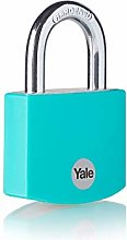 Yale YE3B/38/156/1/TE Cadenas en aluminium à anse
